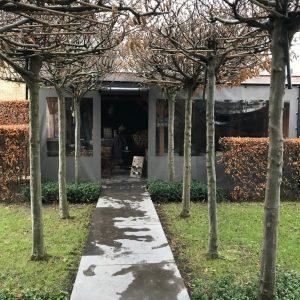 Rondom huis en tuin